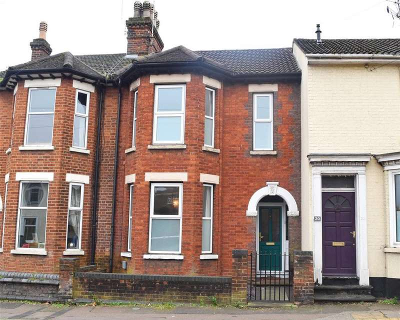 4 Bedrooms Terraced House for sale in Hockliffe Road, Leighton Buzzard