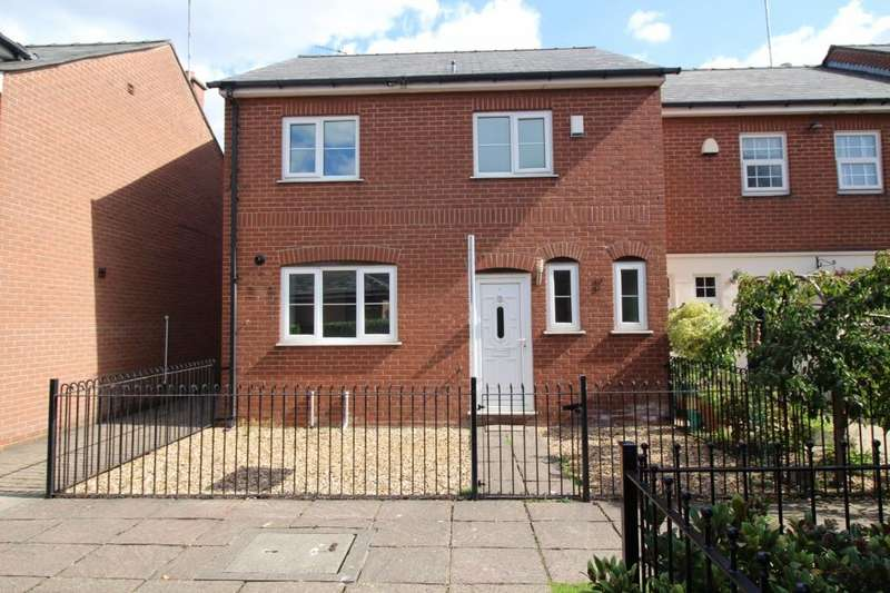 3 Bedrooms Semi Detached House for sale in Merchants Quay, Salford Quays, Salford, M50