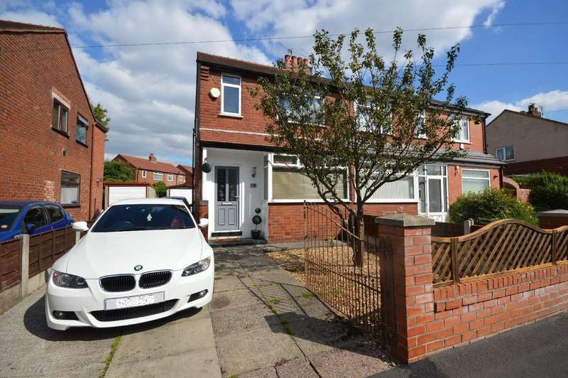 2 Bedrooms Semi Detached House for sale in Greg Street, Reddish, Stockport