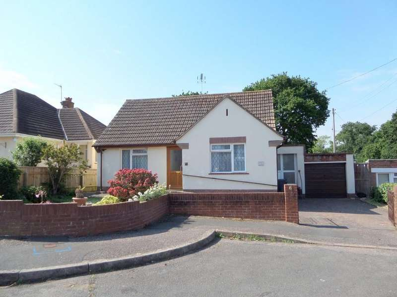 2 Bedrooms Detached Bungalow for sale in Freelands Close, Exmouth