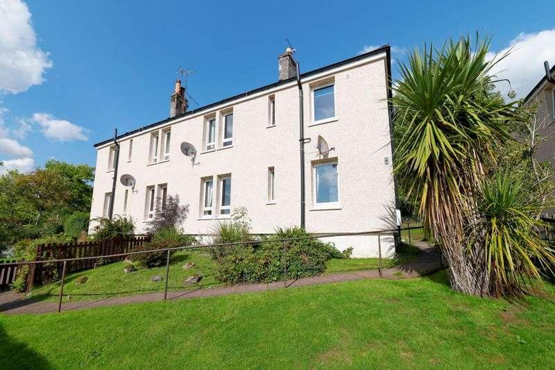 2 Bedrooms Flat for sale in 86 Calder Street, Lochwinnoch, PA12 4DG