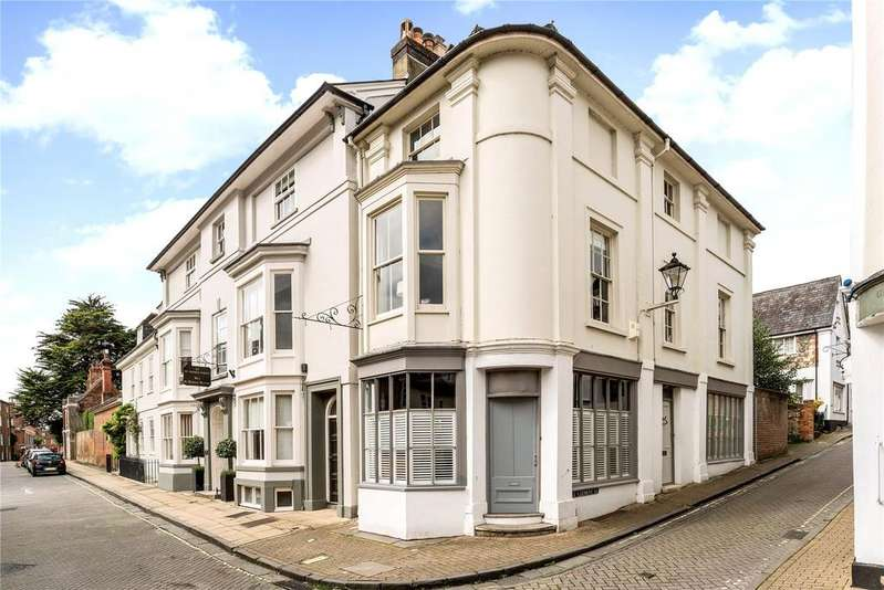 5 Bedrooms End Of Terrace House for sale in St. Thomas Street, Winchester, Hampshire, SO23