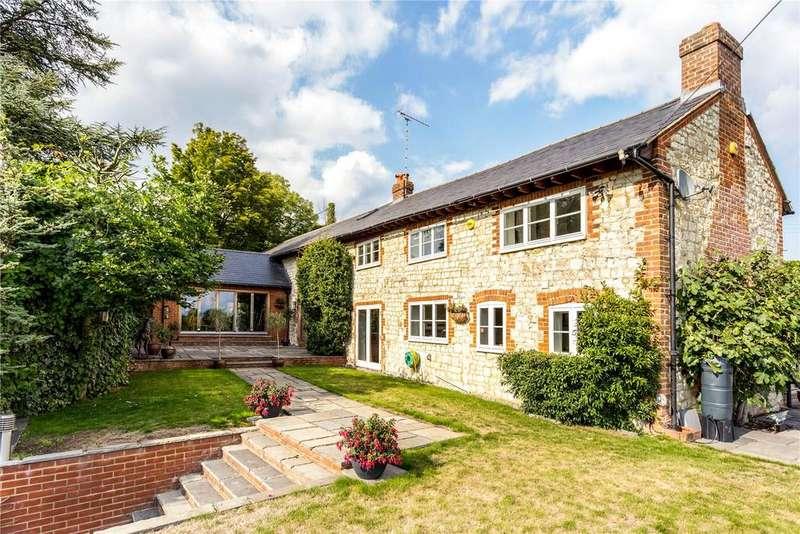 5 Bedrooms Unique Property for sale in Crondall Lane, Dippenhall, Farnham, Surrey, GU10
