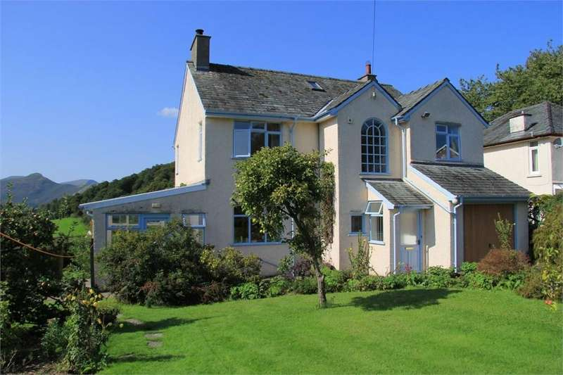 4 Bedrooms Detached House for sale in Windrush, Keswick, Cumbria