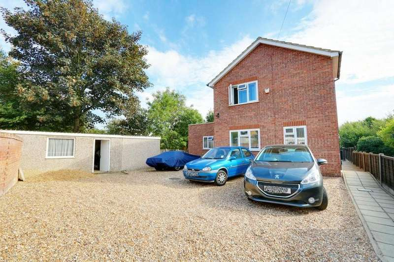 3 Bedrooms Detached House for sale in Stormount Drive, Hayes, UB3