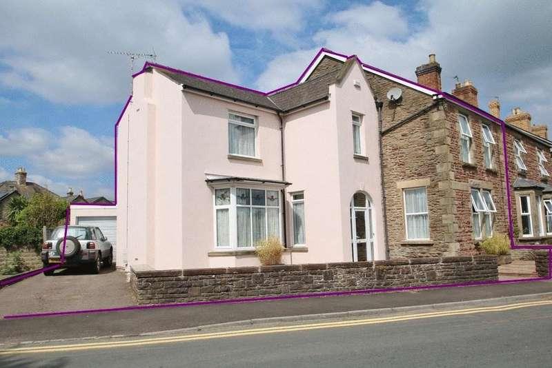 4 Bedrooms Semi Detached House for sale in Bathurst Park Road, Lydney, GL15