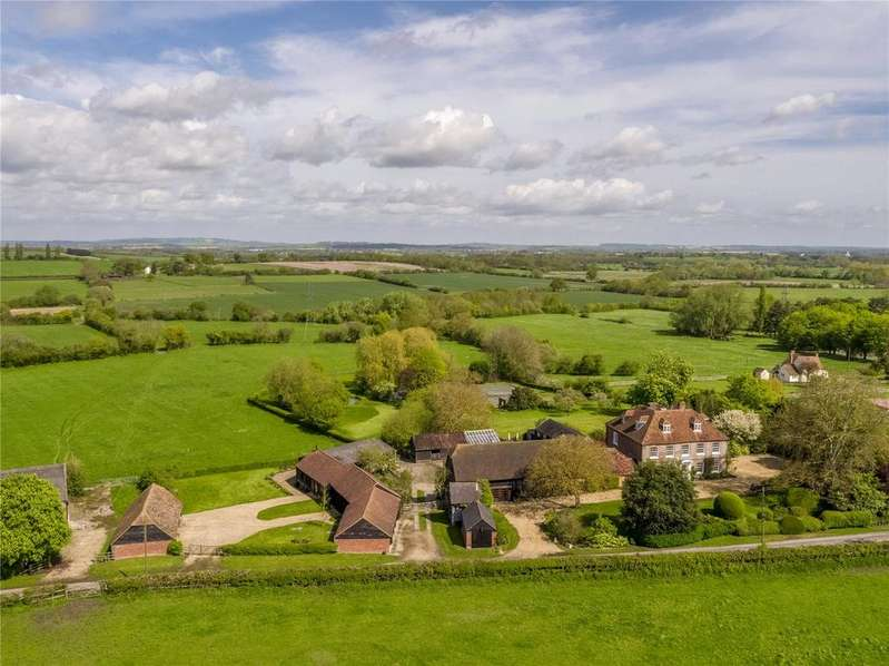 6 Bedrooms Detached House for sale in Thame Road, Tetsworth, Thame, Oxfordshire, OX9