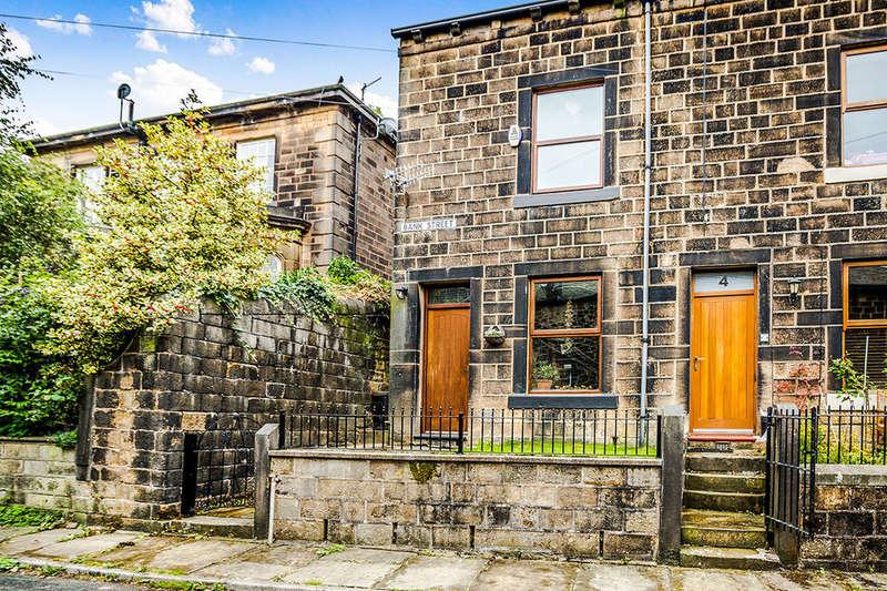 4 Bedrooms Terraced House for sale in Bank Street, Todmorden, OL14