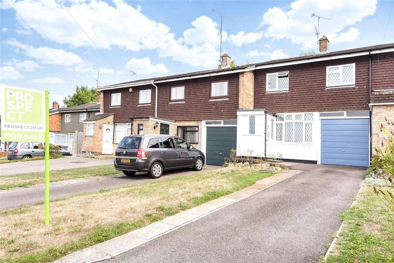 3 Bedrooms Terraced House for sale in Barnsdale Road, Reading, Berkshire, RG2