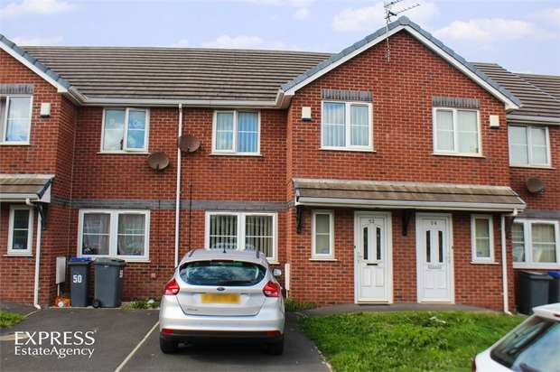3 Bedrooms Terraced House for sale in Ashburton Road, Blackpool, Lancashire