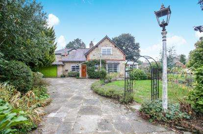 3 Bedrooms Detached House for sale in Beechfield Road, Cheadle Hulme, Cheadle, Cheshire