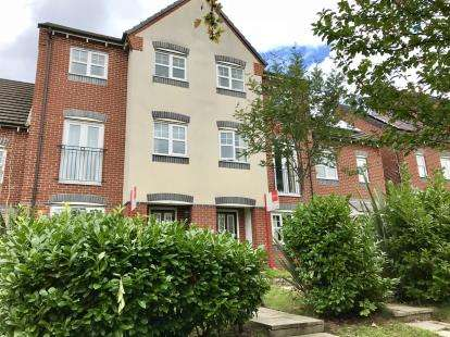 5 Bedrooms Terraced House for sale in Calgarth Avenue, Warrington, Cheshire
