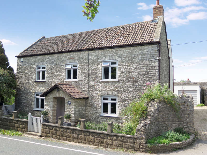 5 Bedrooms Cottage House for sale in Frome Road, East Horrington, Wells