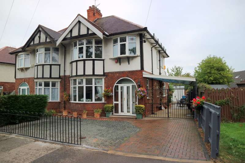 3 Bedrooms Semi Detached House for sale in Maybury Road, Hull, HU9
