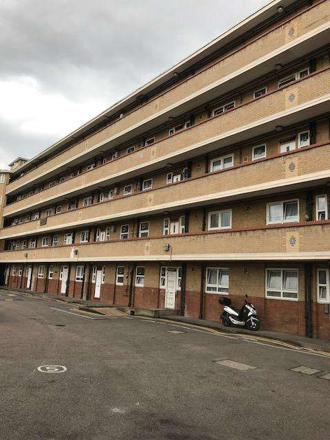 1 Bedroom Flat for sale in Grindall House, London E1