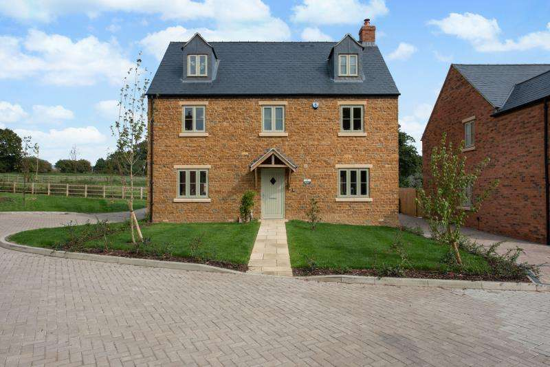 4 Bedrooms Detached House for sale in Plot 7, Noral Way, Banbury, Oxfordshire
