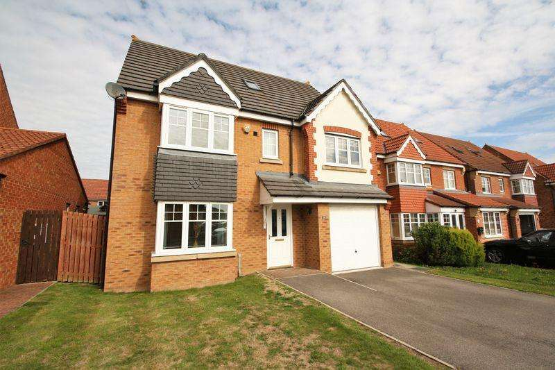 6 Bedrooms Detached House for sale in Grenadier Close, Stockton, TS18 4QJ