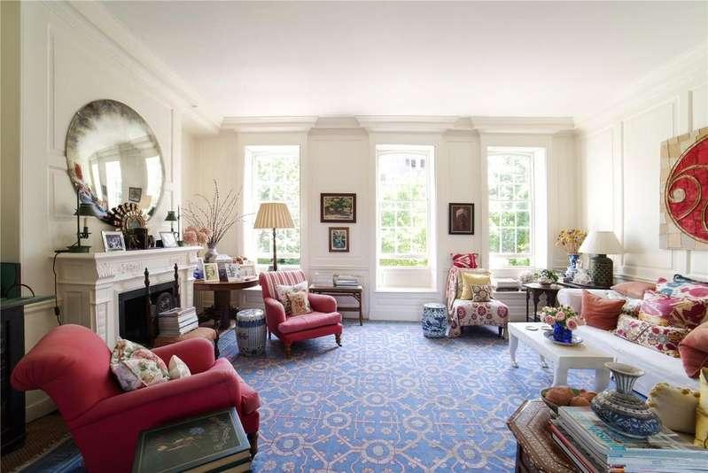 4 Bedrooms Terraced House for sale in Mozart Terrace, Ebury Street, Belgravia, London, SW1W