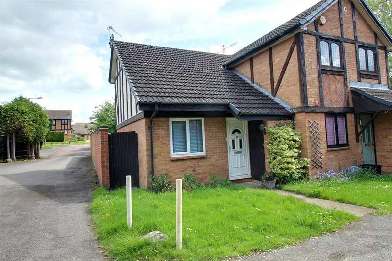 1 Bedroom Semi Detached House for sale in Ratby Close, Lower Earley, Reading, Berkshire, RG6