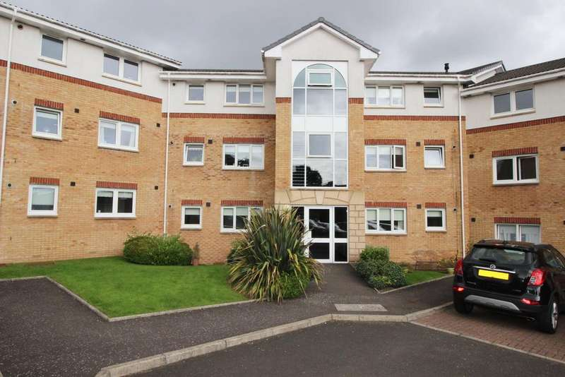 3 Bedrooms Flat for sale in Flat 1/1 4 Milton Mains Court, Parkhall, G81 3NL