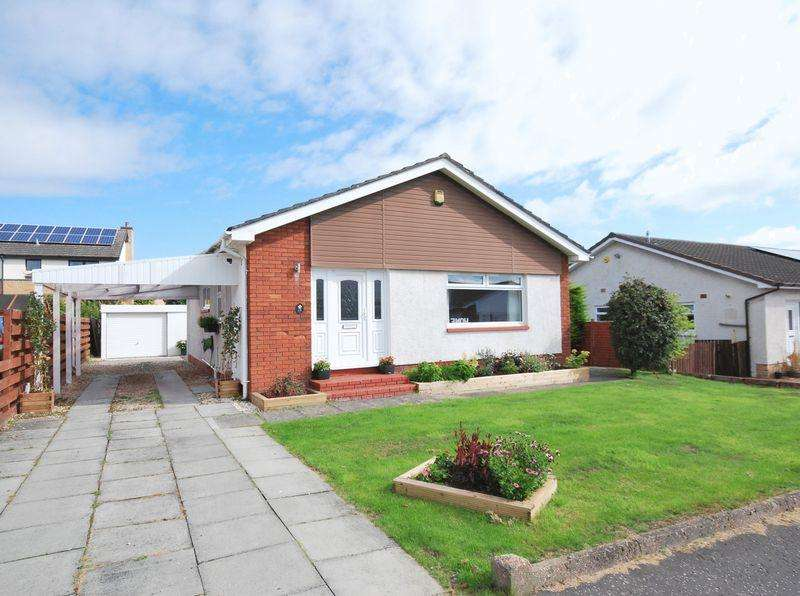 2 Bedrooms Detached Bungalow for sale in 65 Briar Grove, Ayr, KA7 3PD