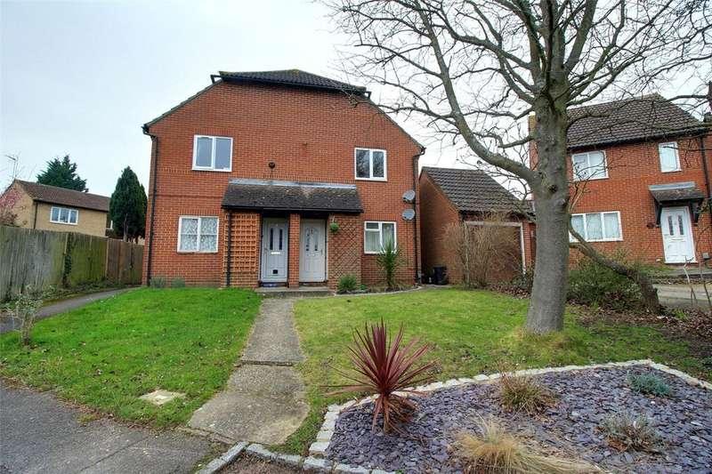 1 Bedroom Maisonette Flat for sale in Warnsham Close, Lower Earley, Reading, Berkshire, RG6