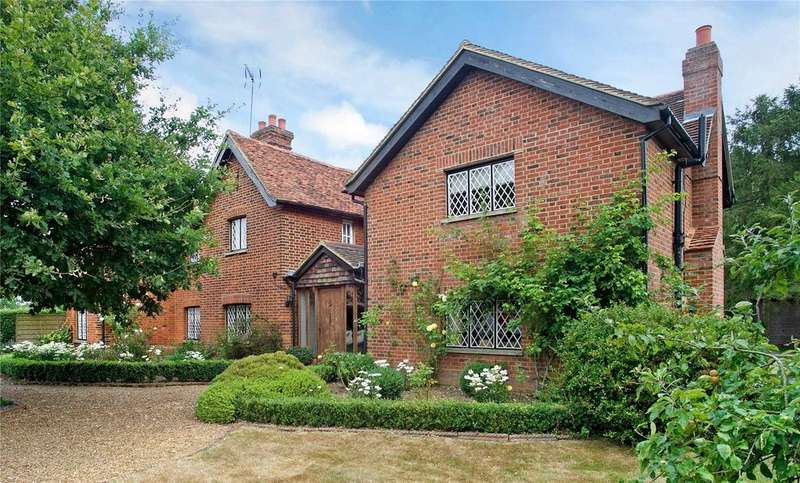 5 Bedrooms Unique Property for sale in Chickney Road, Henham, Bishop's Stortford, Essex, CM22