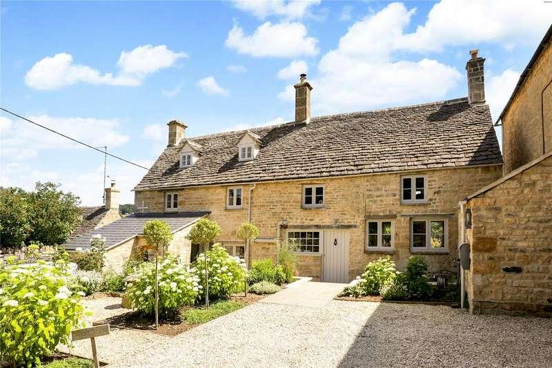 3 Bedrooms Detached House for sale in Woodbridge Lane, Withington, Cheltenham, GL54