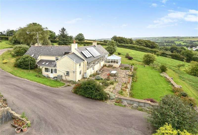 6 Bedrooms Detached House for sale in Chillaton, Lifton, Devon, PL16