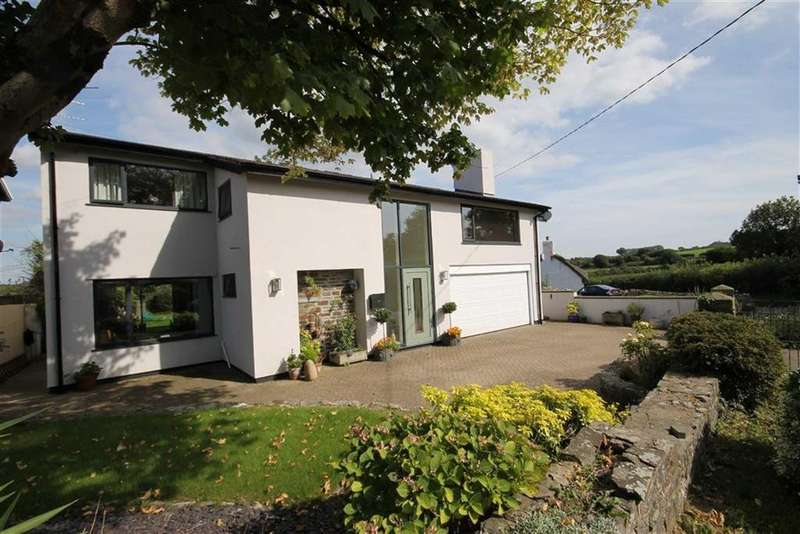 5 Bedrooms Detached House for sale in St Georges Super Ely, Vale Of Glamorgan
