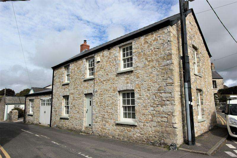 3 Bedrooms Detached House for sale in Wine Street, Llantwit Major