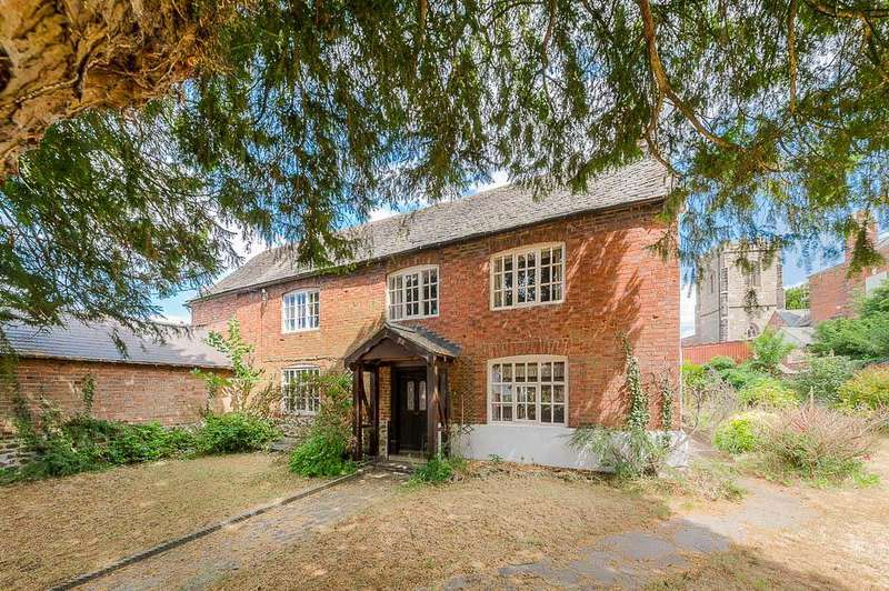 4 Bedrooms Detached House for sale in Main Street, Willoughby Waterleys, Leicester