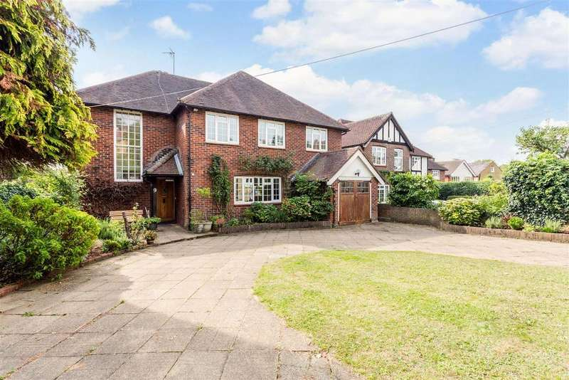 5 Bedrooms House for sale in Orchard Lane, West Wimbledon, SW20