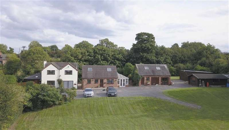 4 Bedrooms Detached House for sale in Dingle Lane, Hilderstone