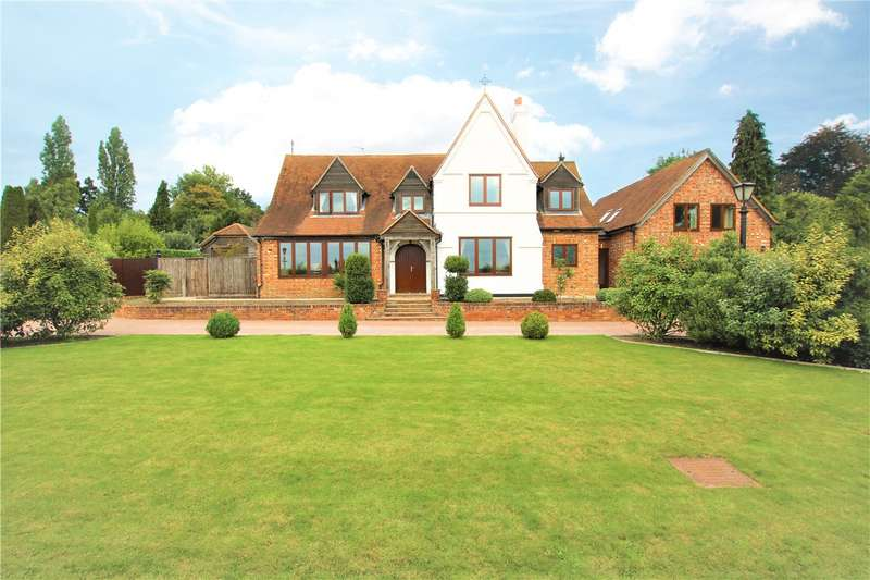 5 Bedrooms Detached House for sale in Bath Road, Calcot, Reading, Berkshire, RG31
