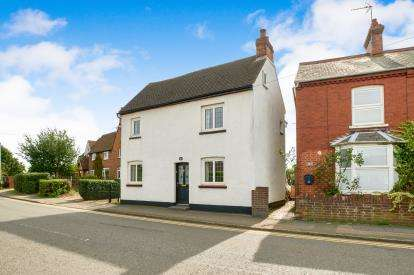 4 Bedrooms Detached House for sale in High Street, Houghton Conquest, Bedford, Bedfordshire