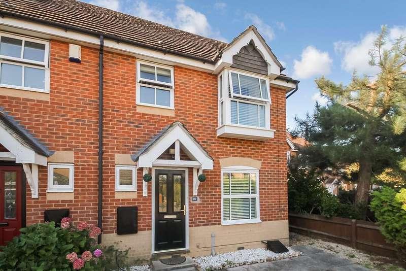 3 Bedrooms Semi Detached House for sale in Skylark Court, Milton, Southsea PO4