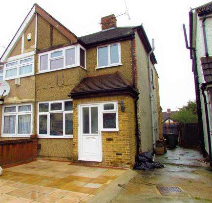 3 Bedrooms End Of Terrace House for sale in Third Avenue, Dagenham, RM10