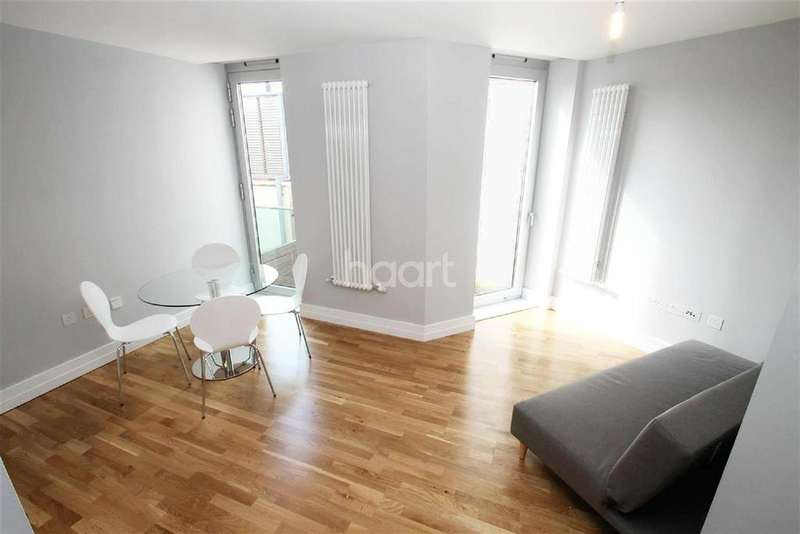 1 Bedroom Flat for sale in Arcus Bar