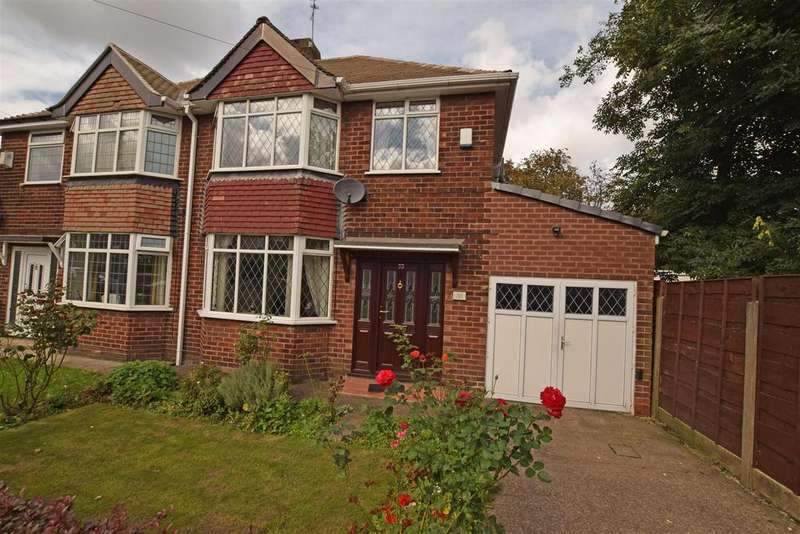 3 Bedrooms Semi Detached House for sale in Shackliffe Road, Moston, Manchester