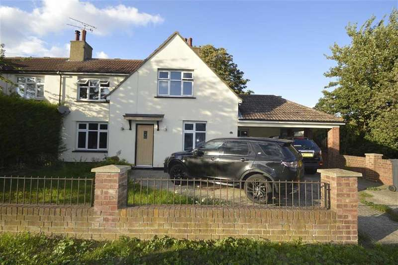 4 Bedrooms Semi Detached House for sale in Malting Villas Road, Rochford, Essex