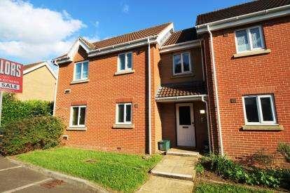 1 Bedroom Flat for sale in Honeywick Close, Bedminster, Bristol