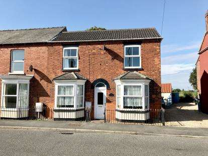 2 Bedrooms Semi Detached House for sale in South Street, Swineshead, Boston, Lincolnshire
