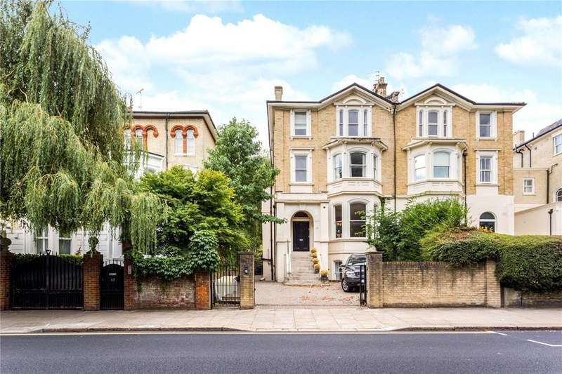 7 Bedrooms Semi Detached House for sale in Rosslyn Hill, London, NW3