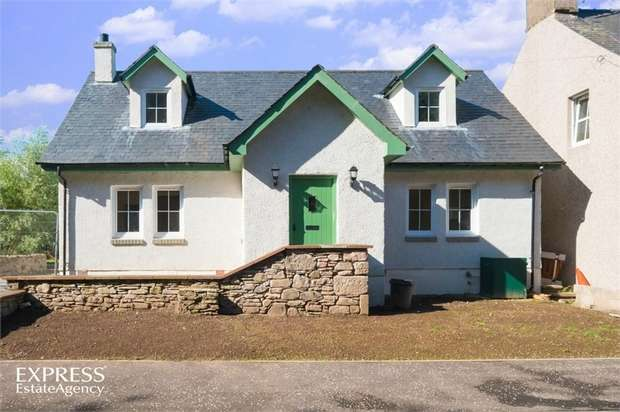 3 Bedrooms Detached House for sale in Charleston Village, Charleston, Forfar, Angus