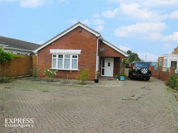 5 Bedrooms Detached Bungalow for sale in Youngers Lane, Burgh le Marsh, Skegness, Lincolnshire