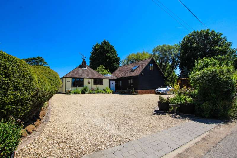 5 Bedrooms Detached House for sale in Ford End, Ivinghoe, Buckinghamshire