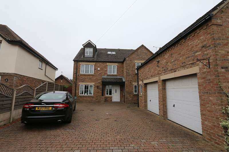 5 Bedrooms Detached House for sale in Westgate Road, Belton, Doncaster, Lincolnshire, DN9 1PY
