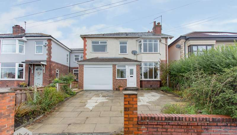 5 Bedrooms Detached House for sale in Bolton Road, Bury, BL8
