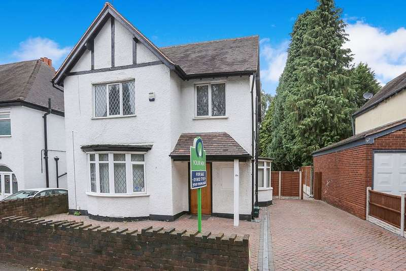 3 Bedrooms Detached House for sale in Park Avenue, Wolverhampton, WV1